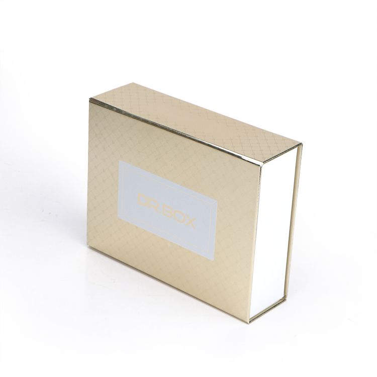 Luxury Book Shape Gift Paper Box With Magnetic
