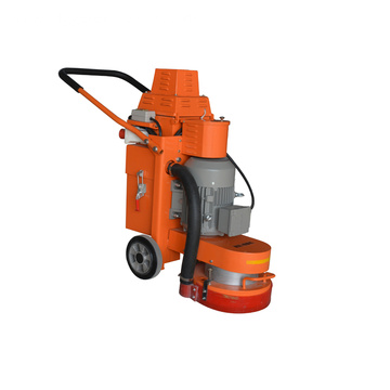 Epoxy Concrete Floor Grinding Polishing Machine