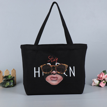 Best Quality Fashion Durable Tote Shopping Canvas Bag