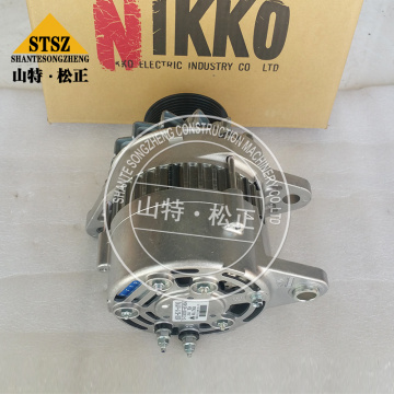 PC200LC-6 Alternator 600-821-6190 komatsu excavator spare parts
