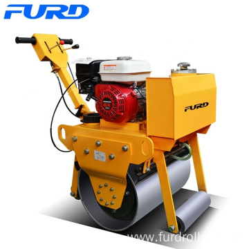 Small Road Roller Vibrator Compactor Hand Asphalt Roller made in China FYL-600