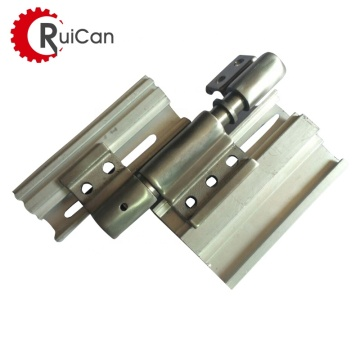 adjustable gate folding close bathroom door hinge