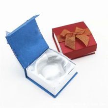 Magnetic closure gift box bangle box