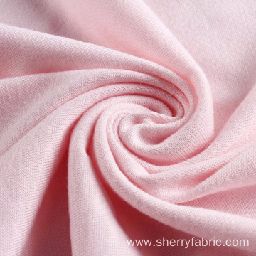 Knitted poly dty brushed 100% polyester Interlock fabric