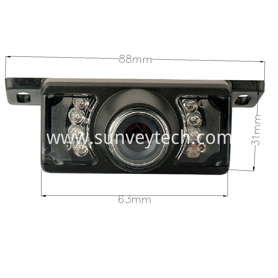 Mirror Backup Camera For Odyssey
