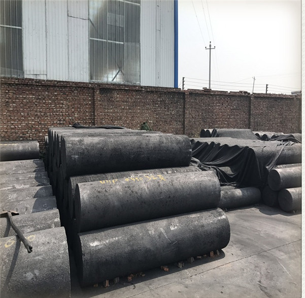 UHP600 650 700 Length2700mm Graphite Carbon Electrodes