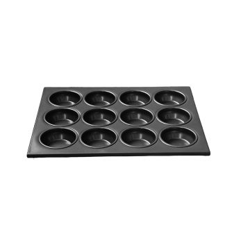 Aluminized Steel Muffin Pan