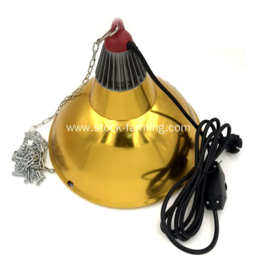 Infrared lamp heating lamp for pig