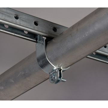 Metal Electro-galvanized Pipe Strut Channel Clamp