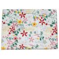 145x50cm Fresh Radish Flower Floral Cotton Printed Poplin Fabric Children's Dress Shirt Garment Material Cloth