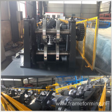 Automatic c channel steel roll forming machine