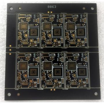 6 layer 4OZ copper PCB