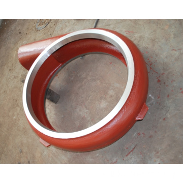 Stainless  slurry pump sheath