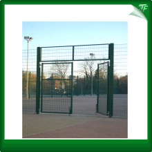 School twin wire security fencing