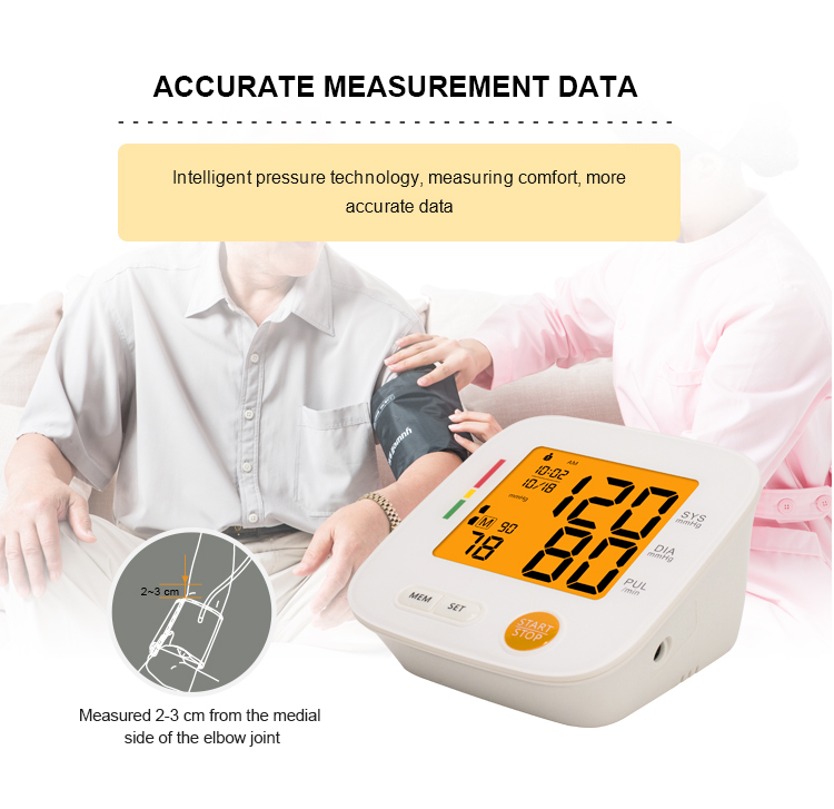 blood pressure monitor private label
