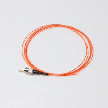 ST 0.9mm OM2 Simplex Fiber Optic Bundle Pigtail