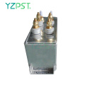Film Electric heating capacitors suppliers 0.88KV