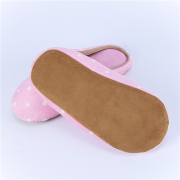 Womens Indoor Cotton Slipper