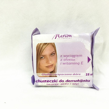 OEM Organic Makeup Removal Wet Wipes