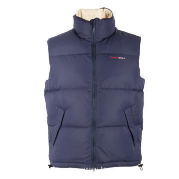 Dark blue Body Warmer vest