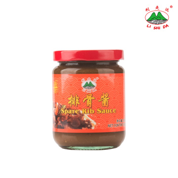 Spare Rib Sauce 230g(glass jar)