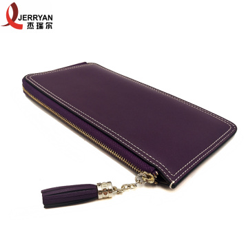 Real Leather Card Wallet Clutch Bags