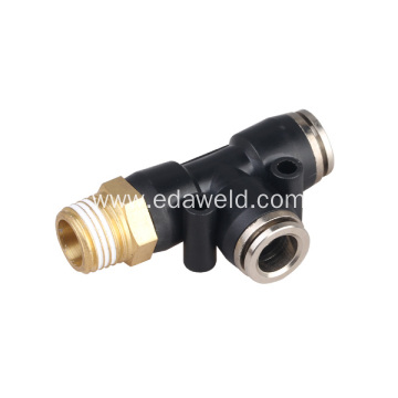 PD-T Pneumatic Quick Connector Fittings