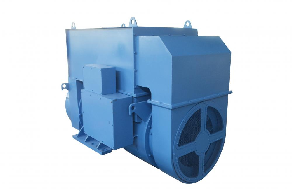 Blue Color IP55 Generators