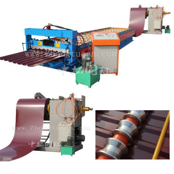 machine for building material