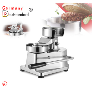 Stainless steel Hamburger patty maker