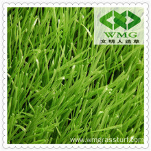 S Shape Football Grass with Line