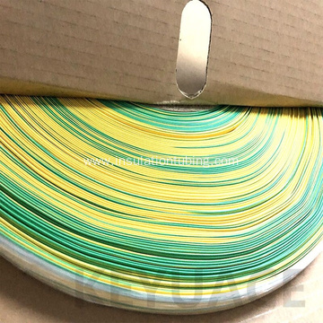Yellow and Green Waterproof Sleeve Heat Shrink Tubings