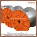 Particularly resistant wire reel