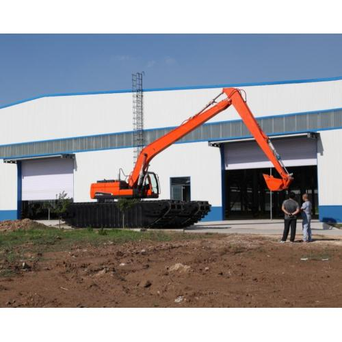 Amphibious Dredge Excavator For Sale