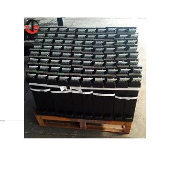 Forging pallet forks for heavy trucks
