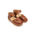 Genuine Leather Soft Modern Baby Squeaky Shoes Girls