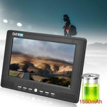 LEADSTAR Portable 7inch 16:9 ATSC Handheld DVB-T/T2 1080P Digital TV Television Player (EU Plug) support 1080p video MKV MOV