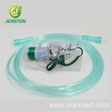 High Concentration Non-rebreathing Oxygen Mask