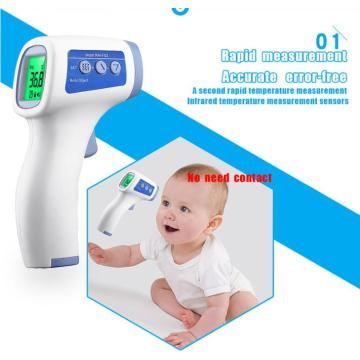 Infrared forehead medical safety thermometer gun