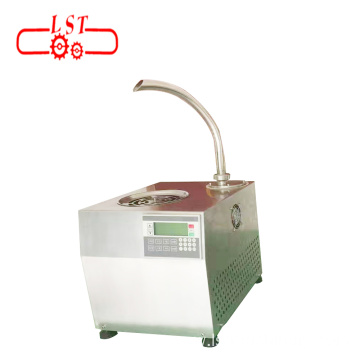 5.5kg automatic chocolate machinery small chocolate tempering equipment