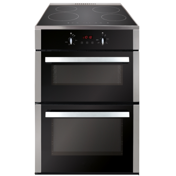 60cm Double Cavity Freestanding Cooker