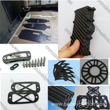 Carbon Fiber Sheet Laser Cutting