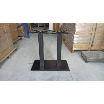 4 seat restaurant wood table base for dining