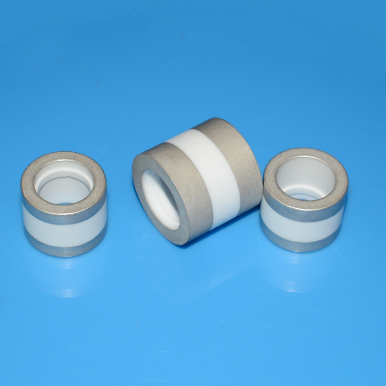 Ceramic Metalization Tube