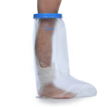 Reusable Waterproof Leg Cast Cover for shower Bath