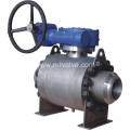 Metal Seal Trunnion Ball Valve