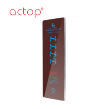 Actop flat Intelligent Smart hotel door plate