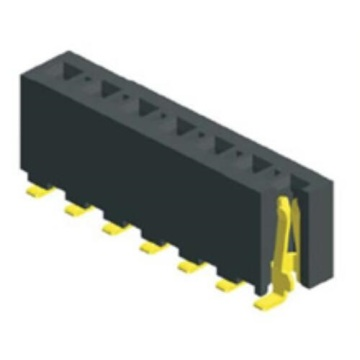 3.96mm Female Header Single Row SMT Type H8.9