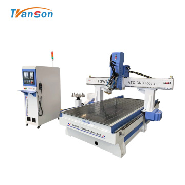 1325 ATC CNC Router For 3D Wood Workpieces