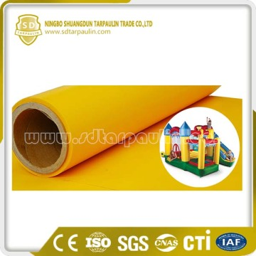 PVC Coated Polyester Membrane Structure Fabric